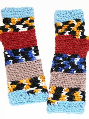 """""""Kessa """" Tapestry Mitt -Scandanavia"""